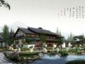 [浙江]滨河现代简约风格生态休憩公园景观设计方案(2017最新附CAD施工图)