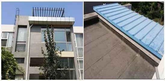 屋面防水各细部节点渗漏处理办法