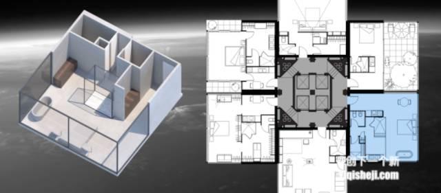 5万米高的建筑从天而降?!已有详细设计方案,施工能否实现全靠_9