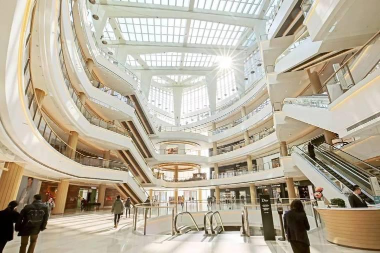[上海]恒隆广场盟可睐Moncler专卖店设计施工图(附官方摄影图)-02.商业 (1)