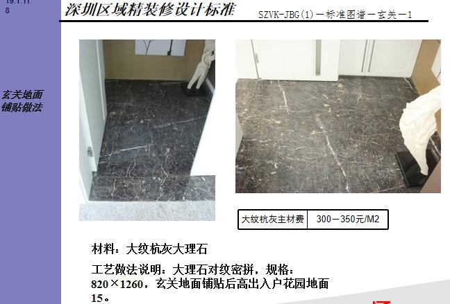 知名企业深圳区域高端产品精装修单价标准_3