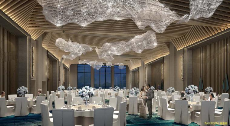[CCD新作]厦门同安万丽酒店公区艺术品深化方案原版(PDF+JPG79P)