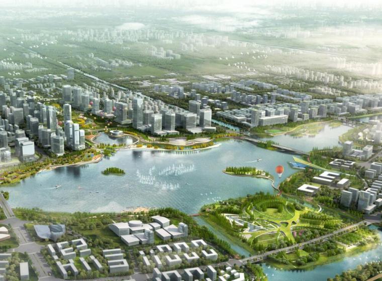[浙江]大型城市核心区公园景观设计文本(JPG+277页)
