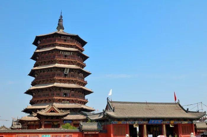 中国现存的木结构古建筑前50座,看一眼少一眼了~_31