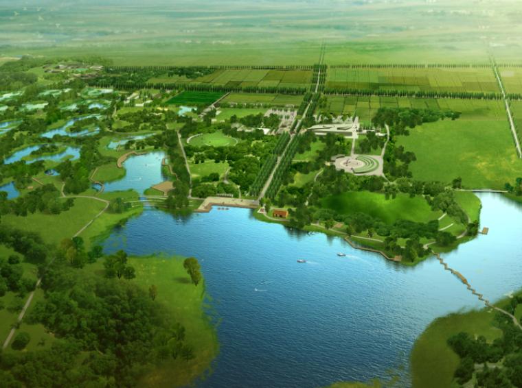 [北京]野鸭湖国家湿地公园概念性总体规划(PDF+82页)