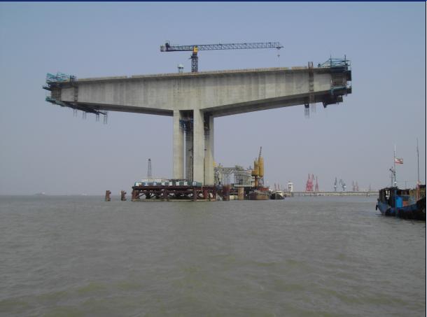 大跨度预应力混凝土连续梁桥与挂篮施工质量控制(PPT,64页)