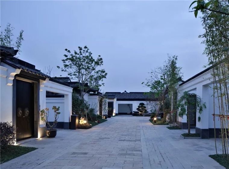 10个绿城顶级中式豪宅