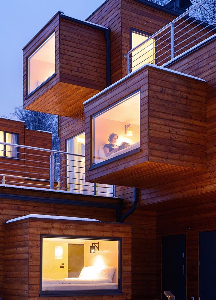 波兰Szuflandia公寓-8