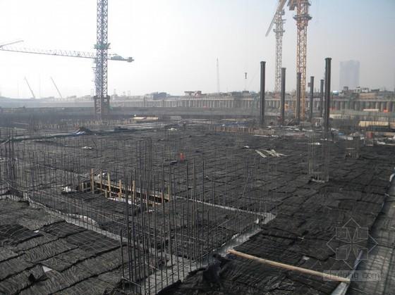 北京某办公楼工程冬期施工方案