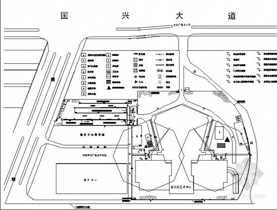 [海南]框剪结构文艺中心施工组织设计(鲁班奖,工期900天)