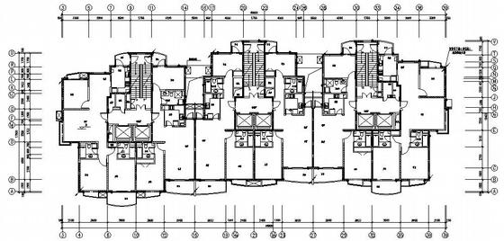 高层强电部分图纸(三)
