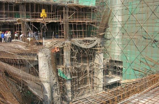 建筑工程施工现场模板安全管理培训(图文并茂)
