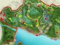[重庆]国家湖泊湿地公园一二三期景观概念设计方案