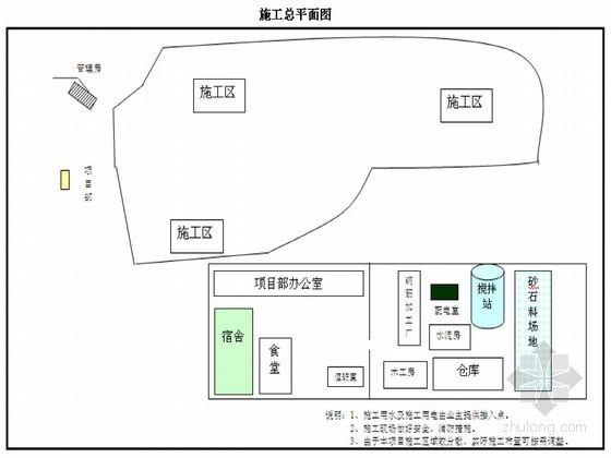 [云南]大型灌区续建配套与节水改造工程施工组织设计(招标文件)