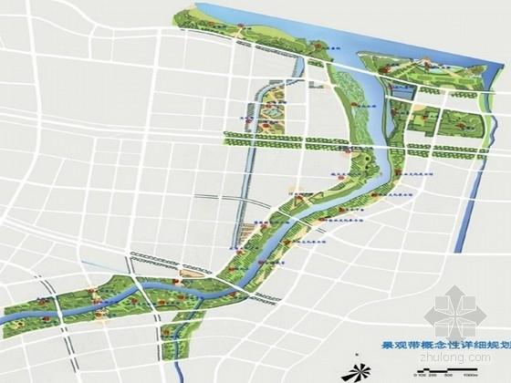 [烟台]河道整治及景观概念性规划设计方案