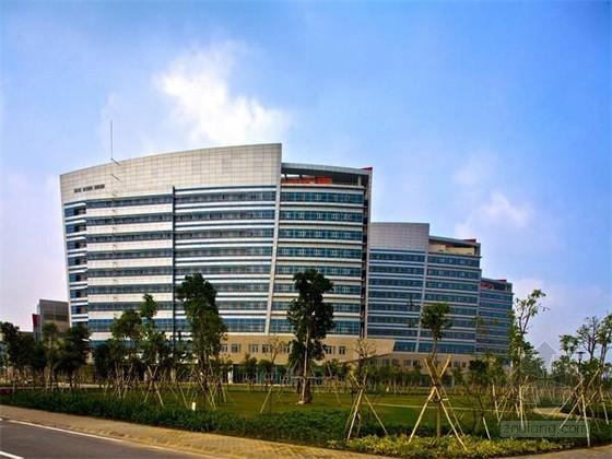 [广东]医院住院楼工程监理大纲(109页流程图丰富)