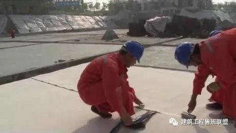 """地下工程""""预铺反粘""""防水:建筑业新技术_11"""