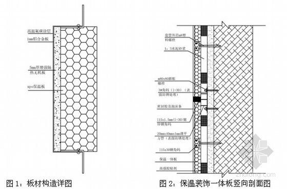 [QC成果]外墙外保温装饰一体板施工质量控制