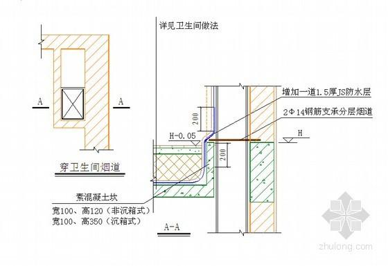 安置房改造项目防水工程质量交底