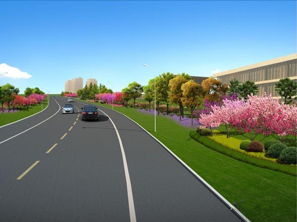 城市道路可行性研究报告(共74页)