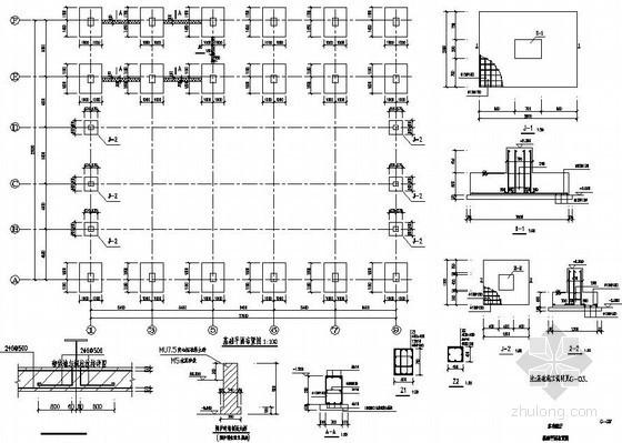 某医院钢结构多功能厅结构设计图
