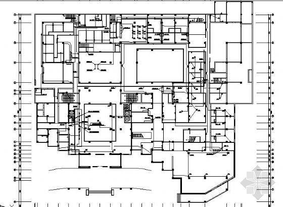 山东某四星大酒店电气设计