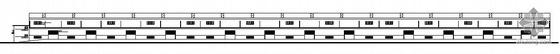 [珠江三角洲]某国际物流园仓库建筑结构电气给排水暖通消防套图(另有清单计价)