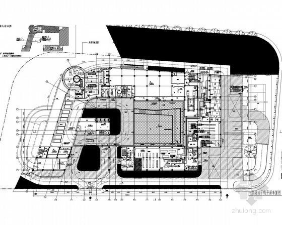 [江苏]一类智能高层建筑全套强弱电电气图纸159张