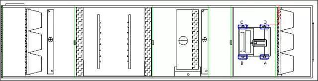 暖通初学者不要急,不同使用分类的空调箱功能段排布来啦!_9