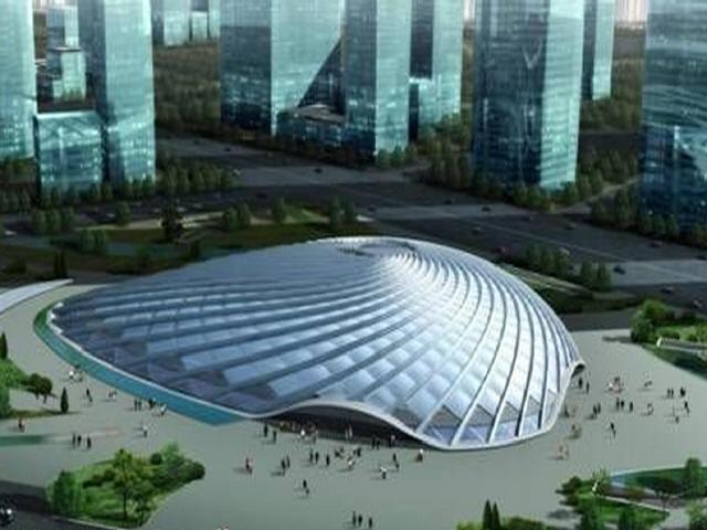 [天津]盖挖逆作法地下二层高铁车站施工技术动画讲解(17分钟)