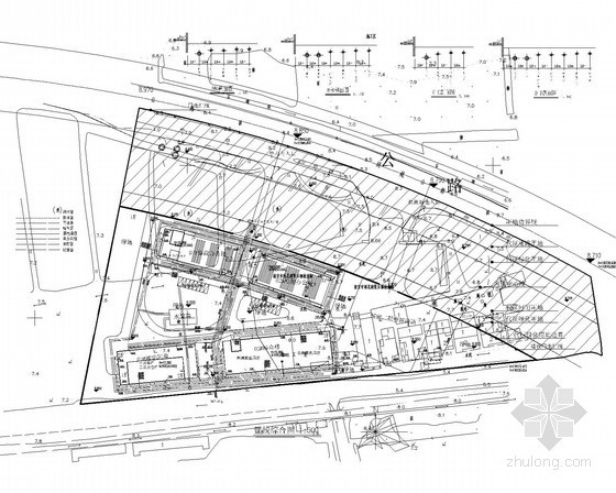[江苏]检测站及其管理用房给排水施工图