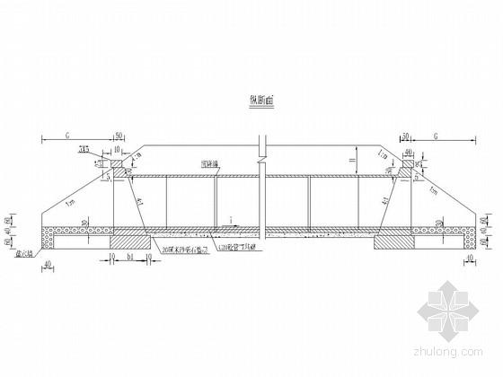 [湖北]省道圆管涵工程设计通用图(含八字墙)