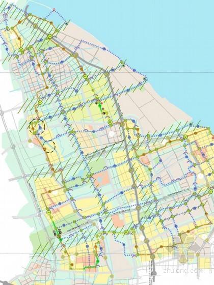 [上海]道路总体景观概念性规划方案(一)