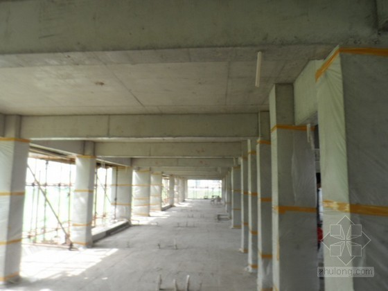 建筑工程施工现场月度质量检查汇报(PPT格式,97页)-混凝土观感质量