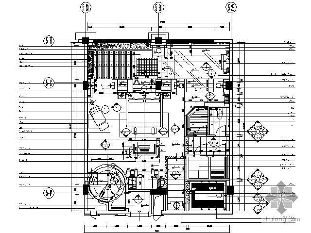 桑拿总统房设计装修图
