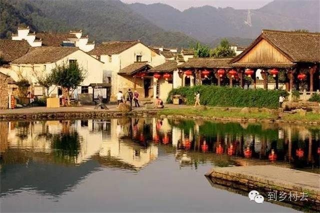 设计酱:忘记乌镇、西塘、周庄吧!这些古镇古村,很美很冷门!_3