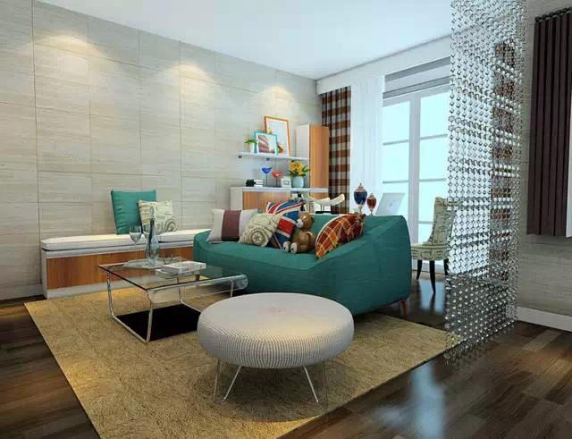 六种风格客厅,找准想要的风格装修不重修!