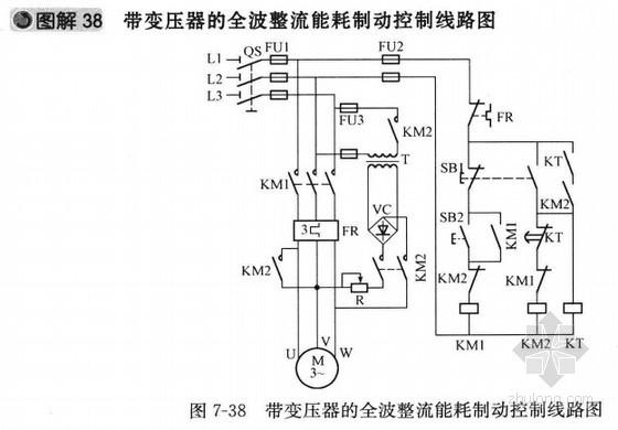 [预算入门]建筑电气设备控制电路图识图精讲(图文并茂)