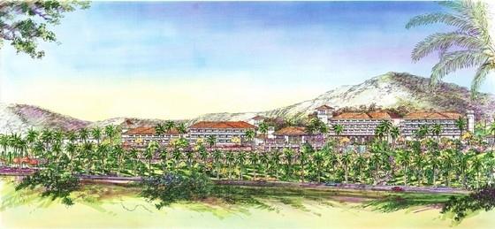 [海南]中式古典风格海景度假酒店建筑设计方案文本(含景观设计)