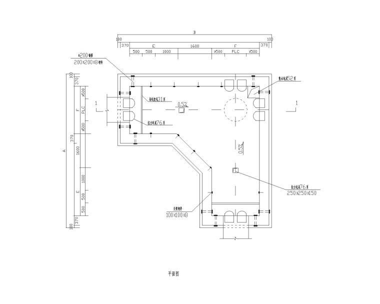 电缆敷设图集CAD版本