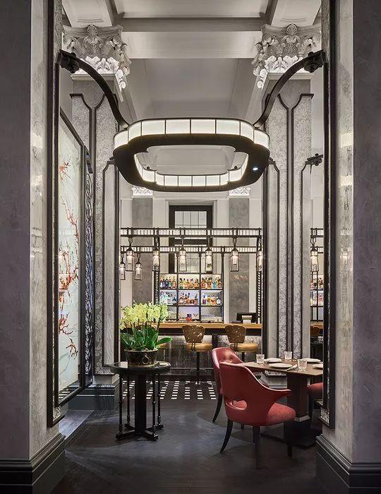 别找了,2018年最好看的餐饮空间设计都在这里了_24