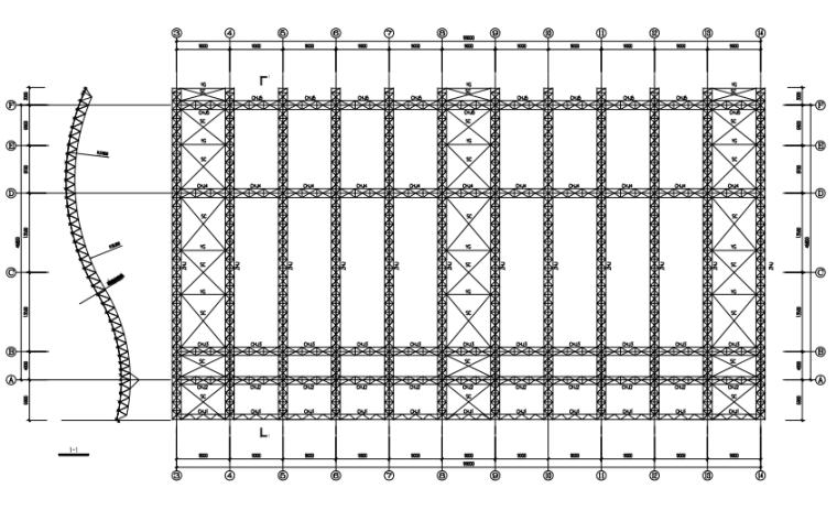 客运中心管桁架的结构设计论文
