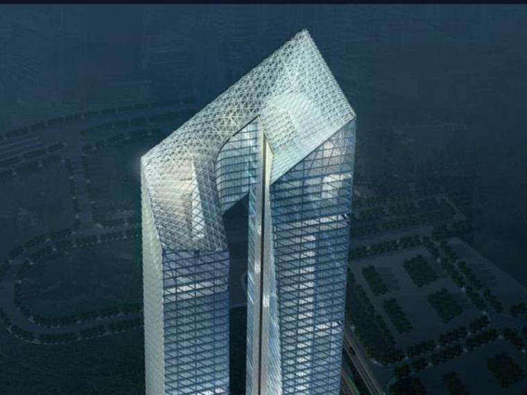 [深圳]KPF航天国际金融中心商业建筑设计方案文本
