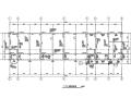 四层框架结构教学楼结构施工图(CAD、17张)