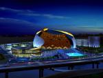 基于Revit平台的复杂建筑BIM应用-重庆国际马戏城