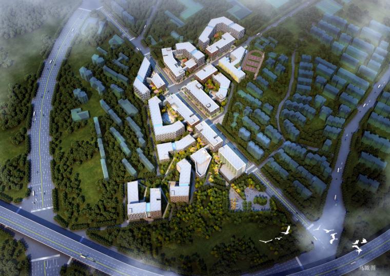 [江苏]紫金科技创业特别社区修建性详细规划设计方案文本