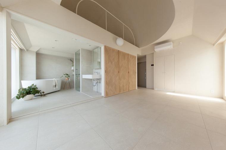 日本402涩谷公寓-13