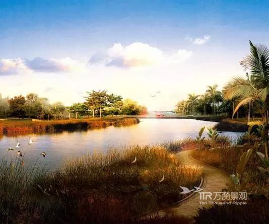 万漪景观分享-景观设计风水六大问题提醒你_7