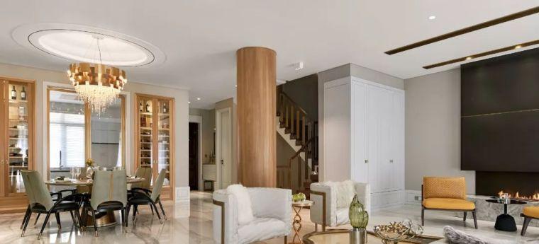 450㎡原木风别墅私宅设计,打造一个诗意的家