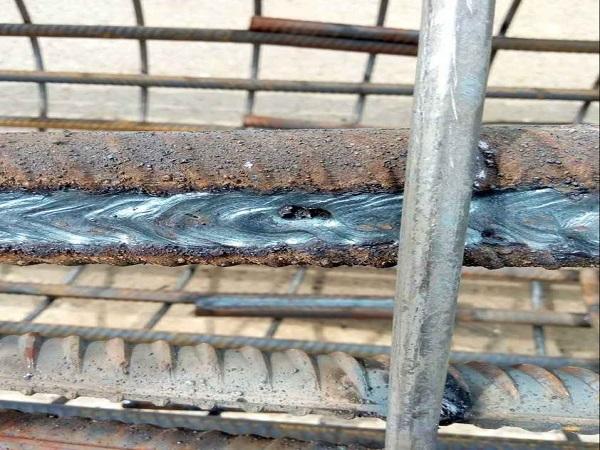 [QC]地铁工程开展QC活动提高灌注桩钢筋笼焊接质量